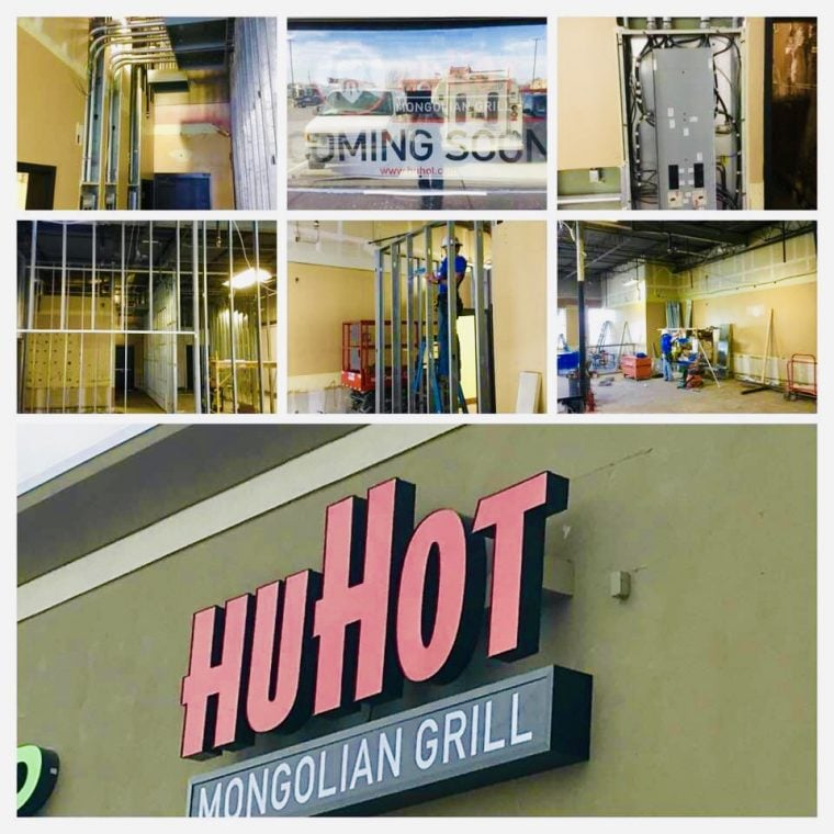 hu hot electrical project